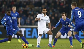 Leicester regista 5.ª derrota seguida na Premier League