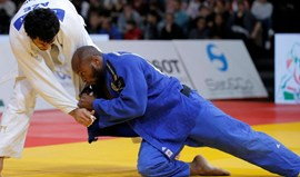 Jorge Fonseca conquista o bronze no Grand Slam de Paris