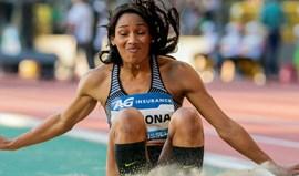 Patrícia Mamona quer lutar por uma medalha no Europeu de Belgrado