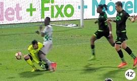 Os casos do Moreirense-Sporting