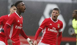 Aposta portuguesa é receita de sucesso no Benfica B