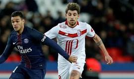 Palmieri e a crise no Lille: «Não somos nós que temos de falar inglês ou português»