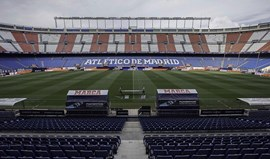 Vicente Calderón recebe final da Taça do Rei a 27 de maio