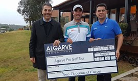 Tiago Cruz imita 'Figgy' e vence no mesmo campo do Open de Portugal