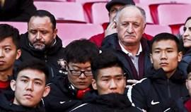 Guangzhou Evergrande quer ter equipa só com jogadores chineses até 2020
