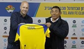 Israel: Lito Vidigal promete melhorar o Maccabi Telavive e fortalecer a equipa