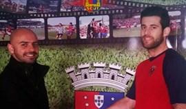 Manuel Curto: «Feliz por voltar a casa»