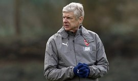 Wenger quer esquecer passado antes de reencontrar o Bayern