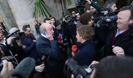 Pinto da Costa teve chegada atribulada a tribunal improvisado