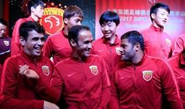 China: Ricardo Carvalho oficializado no Shanghai SIPG