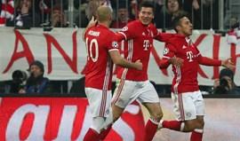 Bayern Munique arrasa Arsenal sem dó nem piedade