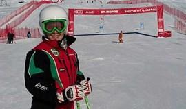 Esqui Alpino: Catarina Carvalho faz história nos Campeonatos do Mundo