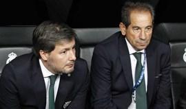 Liga 'pede' suspensão para Bruno de Carvalho e Octávio Machado após queixa do Benfica