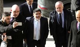 Maradona interrogado por alegada agressão