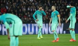 A confissão que abalou o balneário do Barcelona após a goleada sofrida em Paris