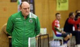 Ex-treinador do Sporting já tem clube