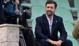 Madeira Rodrigues: «Bruno de Carvalho está a fazer uma purga para se desresponsabilizar»