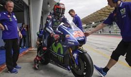 MotoGP: Viñales domina no segundo dia de testes na Austrália