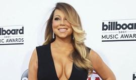 Mariah Carey e Floyd Mayweather: 'divas' na NBA