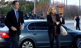 Infanta Cristina vai-se mudar para Lisboa