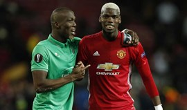 Pogba falou mais com o irmão no jogo do que Keane com os seus... em cinco anos