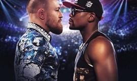 McGregor-Mayweather: Já pode apostar no combate