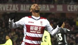 Granada iniciou encontro com jogadores de... 11 nacionalidades