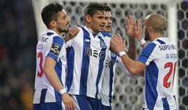 FC Porto-Tondela, 4-0