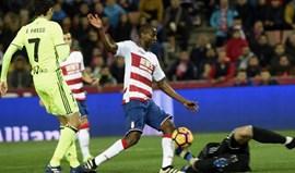 Carcela abre caminho à goleada (4-1) do Granada