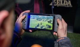 Este já tem a Nintendo Switch...