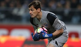 Casillas: «Penálti foi importante porque o jogo se estava a complicar»