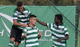 Sporting vence Barreirense e segue na frente