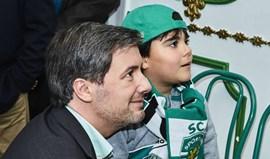 Bruno de Carvalho e o Sporting que encontrou: «Não havia nem dinheiro para salários»