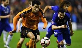 Golos de Pedro e Diego Costa apuram Chelsea