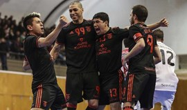 Show de Rafael Henmi vale vitória ao Benfica em Braga