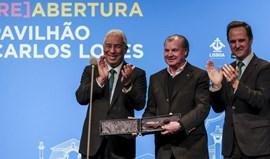 António Costa enaltece papel de Carlos Lopesna afirmação de Portugal no Mundo