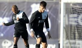 Rui Pedro de fora da preparação para a Juventus