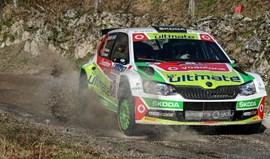 Miguel Barbosa satisfeito com o 7.º lugar no Rali Serras de Fafe