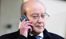 Pinto da Costa e o pedido de reunião do Benfica com o CA: «Respondo apenas pelo FC Porto»