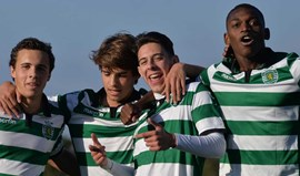Sporting abre fase decisiva com triunfo