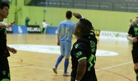 Sporting dá a volta e supera CS São João