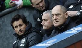 Mourinho elogia inteligência dos apanha-bolas