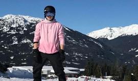 Brooklyn Beckham sofre acidente em férias de família na neve