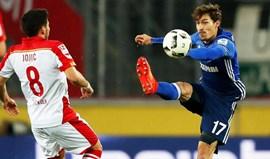 Colónia e Schalke 04 empatam no fecho da jornada