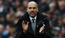Guardiola indignado com as críticas a Wenger: «É inaceitável»