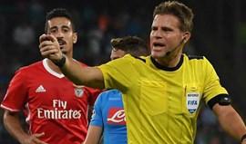 UEFA nomeia Felix Brych para o FC Porto-Juventus