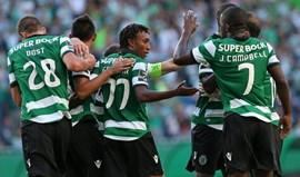 Há quanto tempo o Sporting não ganha três jogos seguidos?