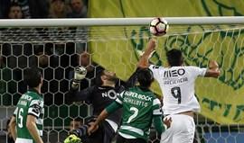 Sporting ajudou apostador irlandês a ganhar 'jackpot'