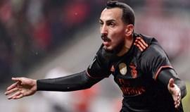 Mitroglou recusa deixar o Benfica
