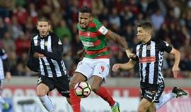 Marítimo-Nacional, 0-0: Faltaram golos a dérbi intenso